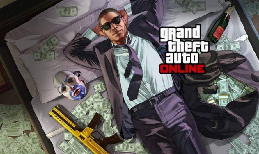 Estos son tus regalos en GTA Online por motivo de Año Nuevo