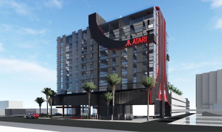 Atari Hotel: la cadena de hoteles para gamers