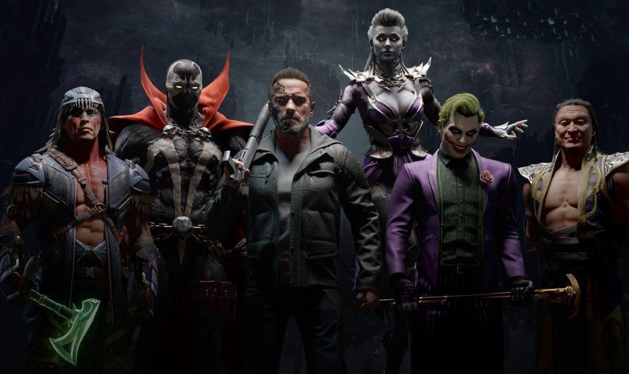 Joker llega a Mortal Kombat 11 en su forma mas violenta