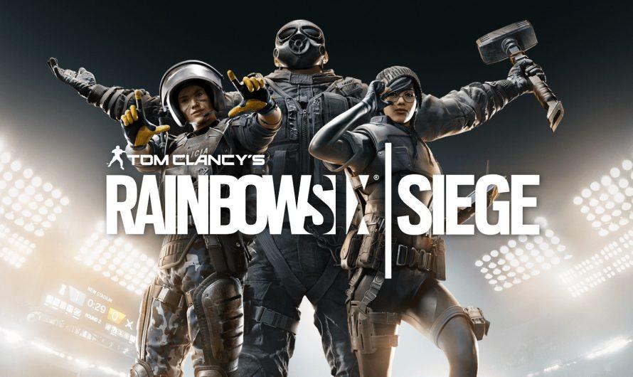 Rainbow Six Siege estará disponible con el lanzamiento de PS5 y Xbox Series X