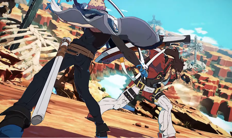 Regístrate para la Beta de Guilty Gear: Strive (solo PS4)