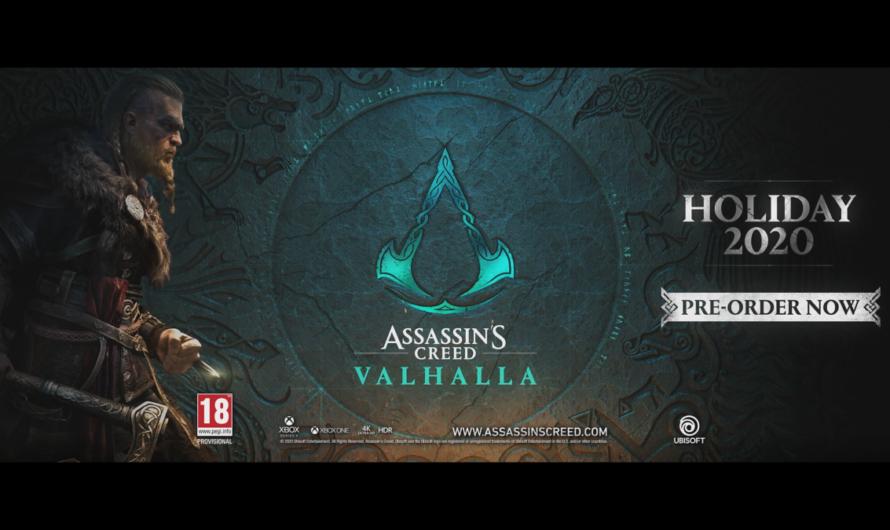 El mapa de Assassin's Creed Valhalla podría ser mas grande que el de Odyssey