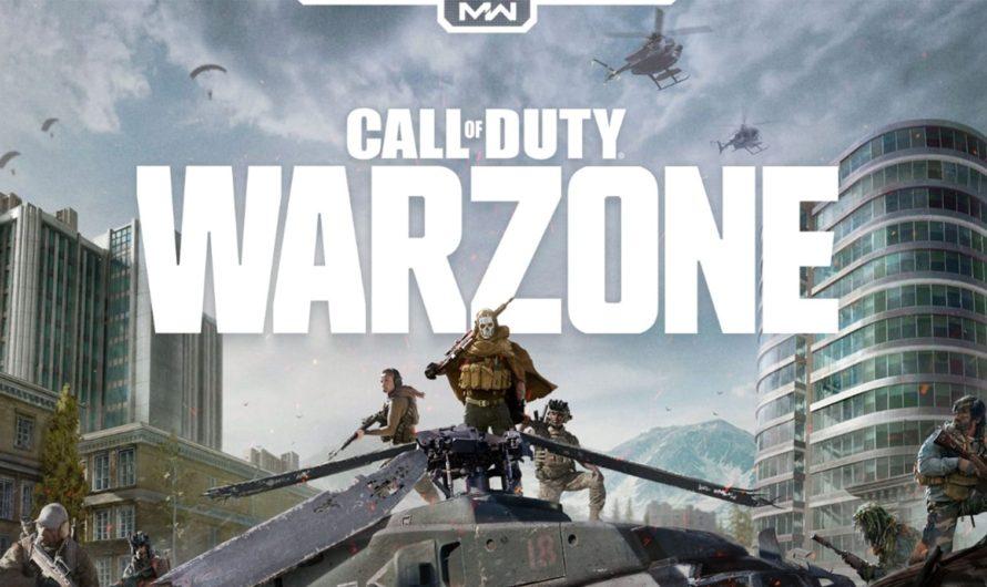 Los tramposos de COD Warzone en PC están alejando a los jugadores de consola del crossplay