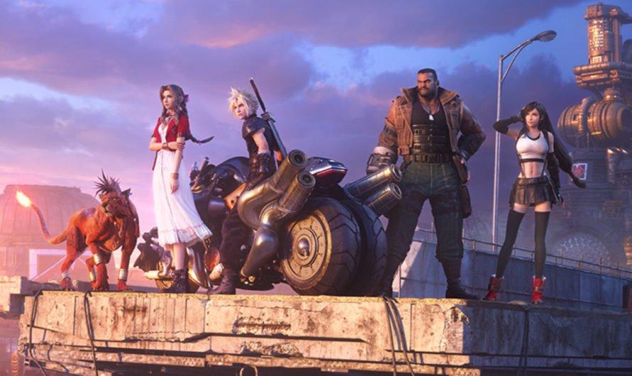 ¡La demo de Final Fantasy VII Remake ya está disponible!