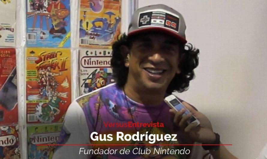 Gus Rodríguez, fundador de la revista Club Nintendo de Latinoamerica ha fallecido