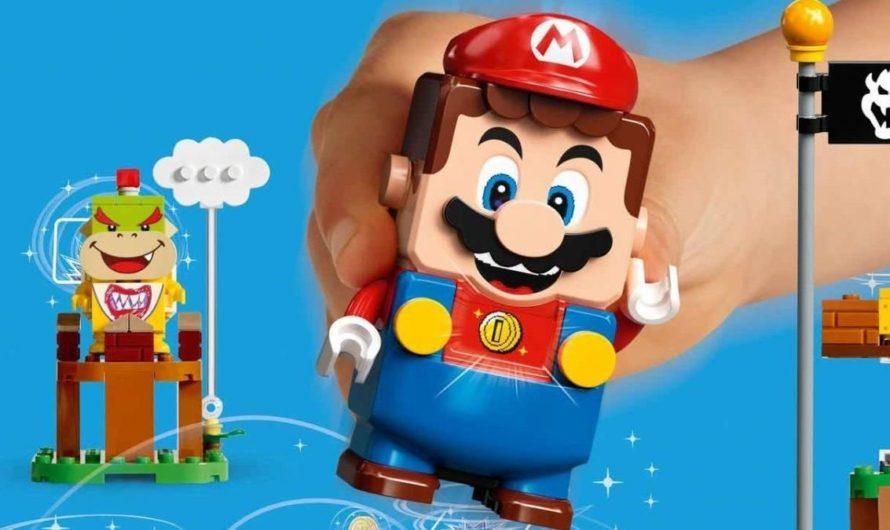 LEGO anuncia colaboración con Nintendo
