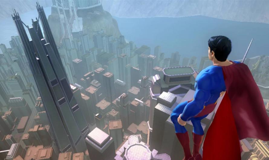 Se filtra el arte conceptual de dos juegos cancelados de WB Games: Superman y Suicide Squad