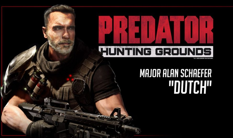 Dutch regresará en Predator: Hunting Grounds