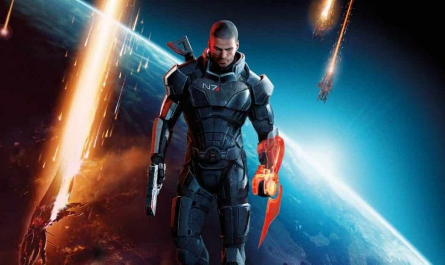 Según rumor, EA está trabajando en el remaster de la trilogía de Mass Effect