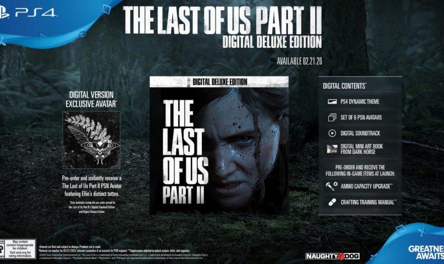 La actualización del día uno de The Last of Us Part 2  agregará el modo de foto, galería de arte conceptual y más