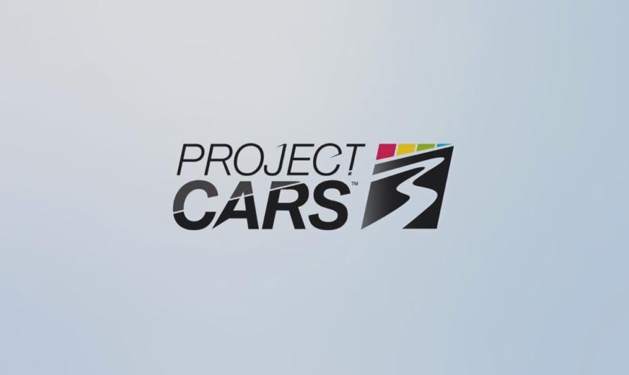 Project CARS 3 es anunciado para PS4, Xbox One y PC