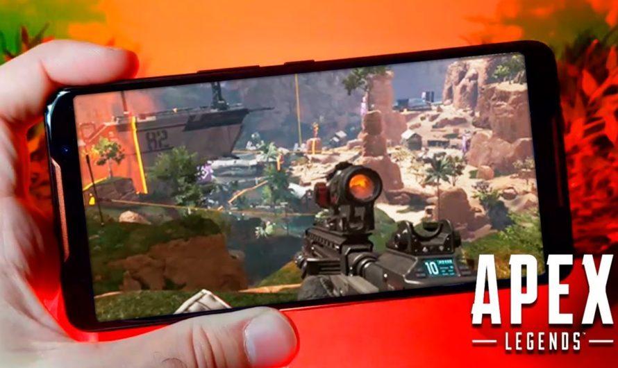 Apex Legends tendrá un lanzamiento suave en dispositivos móviles para fin de año