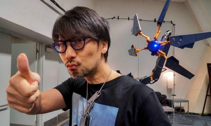 """Hideo Kojima está trabajando en un """"nuevo título"""" que parece estar ambientado en el universo de Death Stranding"""