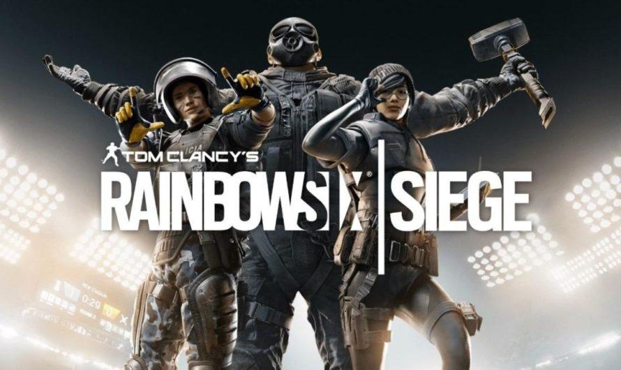 El fin de semana gratis de Rainbow 6 Siege empieza a partir del 11 de junio