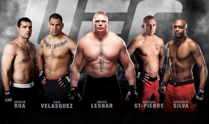 EA Sports UFC 4 se ha filtrado