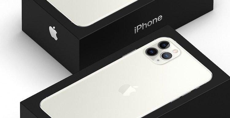 La caja del IPHONE 12 será la más delgada de la historia de APPLE