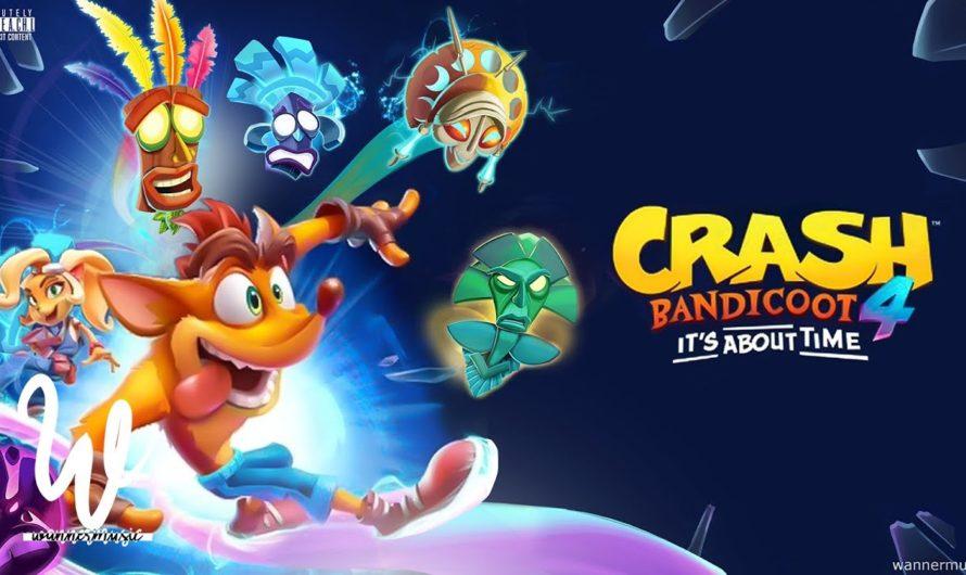El desarrollador de Crash Bandicoot 4 insiste en que el juego no tendrá microtransacciones