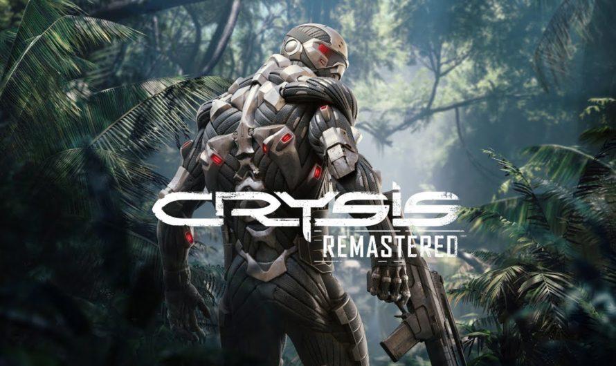 Crysis Remastered se ha retrasado indefinidamente después de insatisfacción con el gameplay filtrado