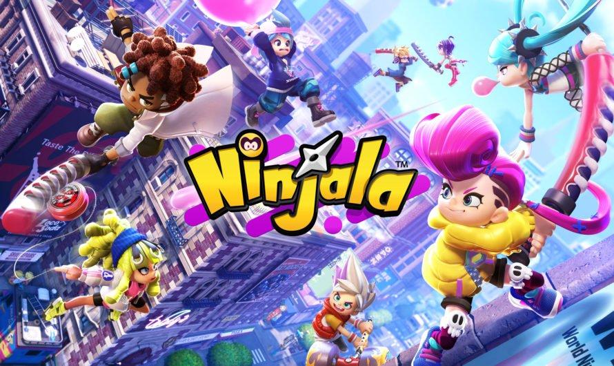 Ninjala ya cuenta con mas de 3 millones de descargas y lo celebran regalando Jala
