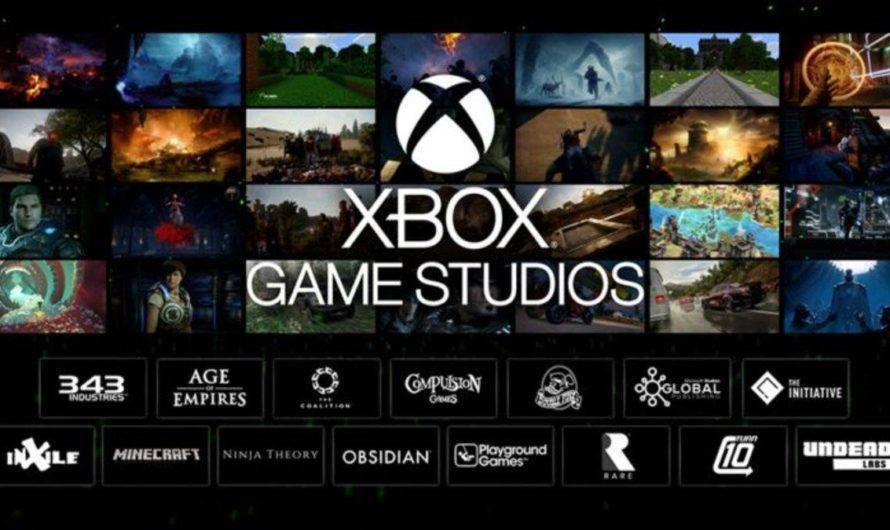 Xbox Game Studios podría lanzar dos grandes juegos no anunciados en 2021