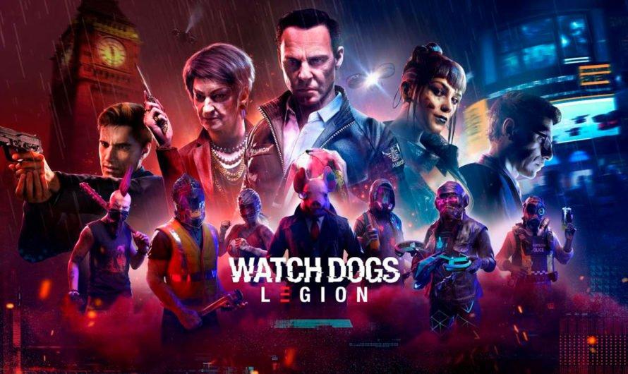 Watch Dogs: Legion llegará este 29 de octubre
