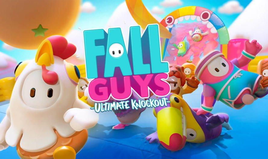 Fall Guys es el juego mas descargado en la historia de PS Plus