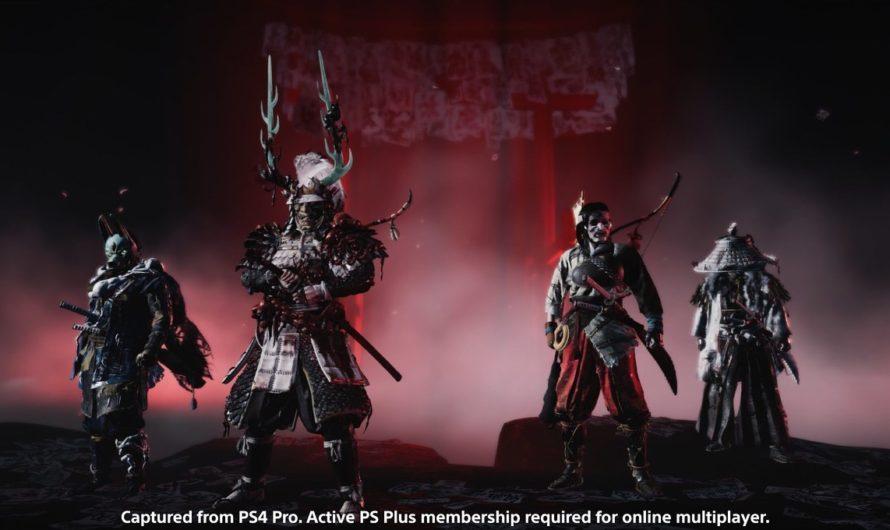 Ghost of Tsushima: Legends llegará a PS4 en otoño del 2020