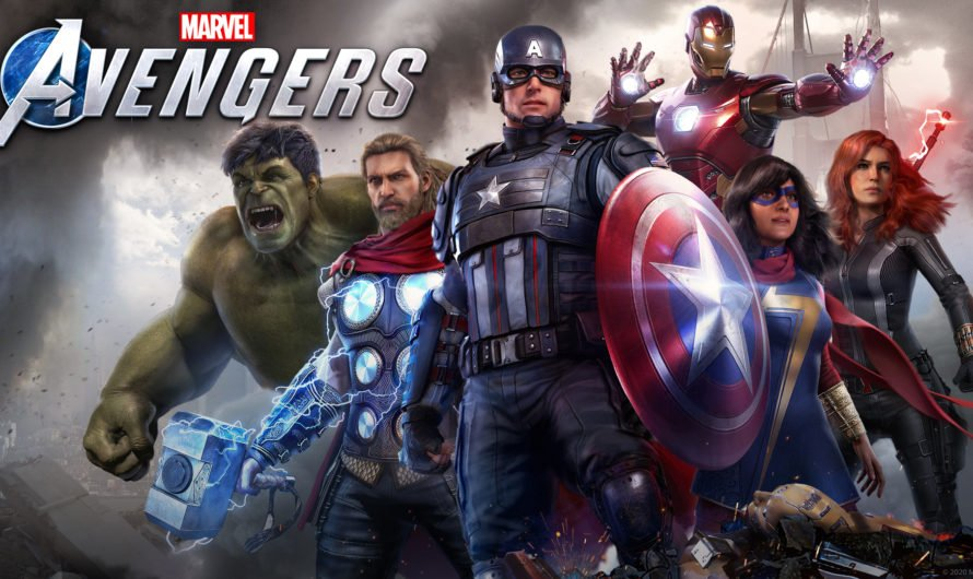 Estos son los requisitos para PC de Marvel's Avengers