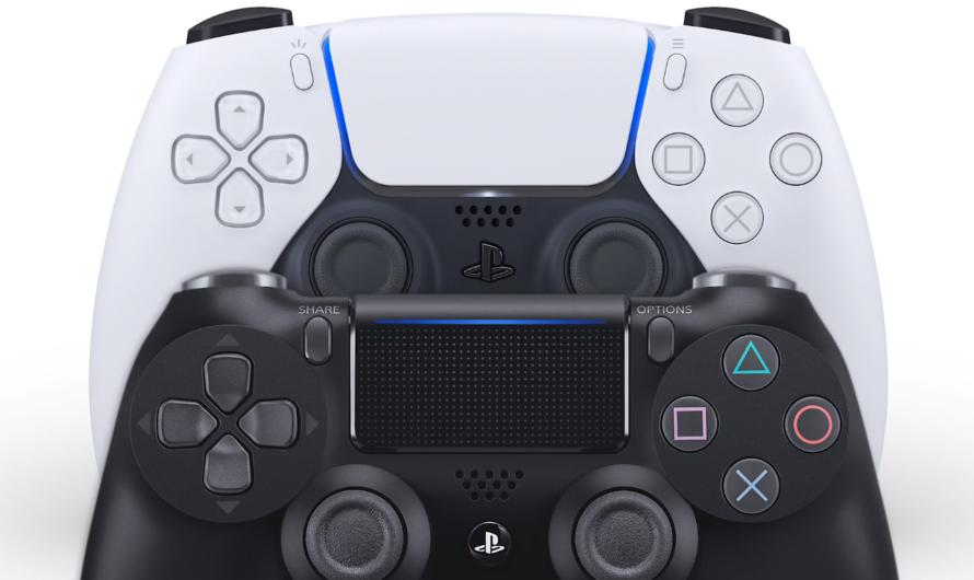 El Dualshock 4 no funcionará con juegos de PS5