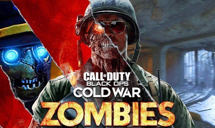 Call of Duty: Black Ops Cold War revela su modo Zombies