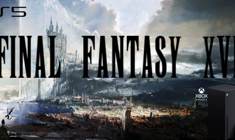 Final Fantasy XVI se dará a conocer en el evento de PS5 del miércoles como exclusivo temporal