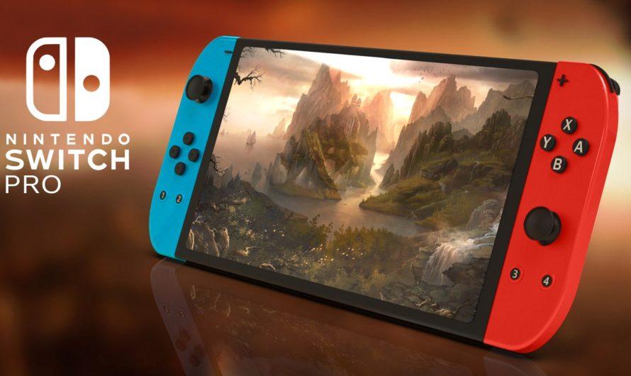 Un nuevo modelo de Nintendo Switch podría llegar este año