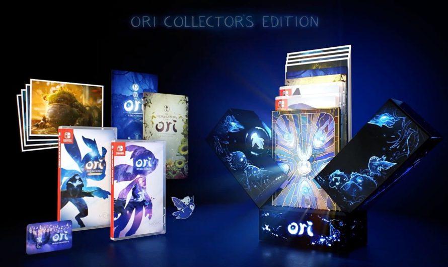 Ori and the Will of the Wisps llega a Switch con una hermosa edición de coleccionista