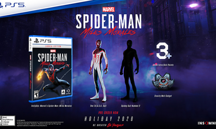 Sony aclara la confusión de la actualización de Spider-Man para PS5