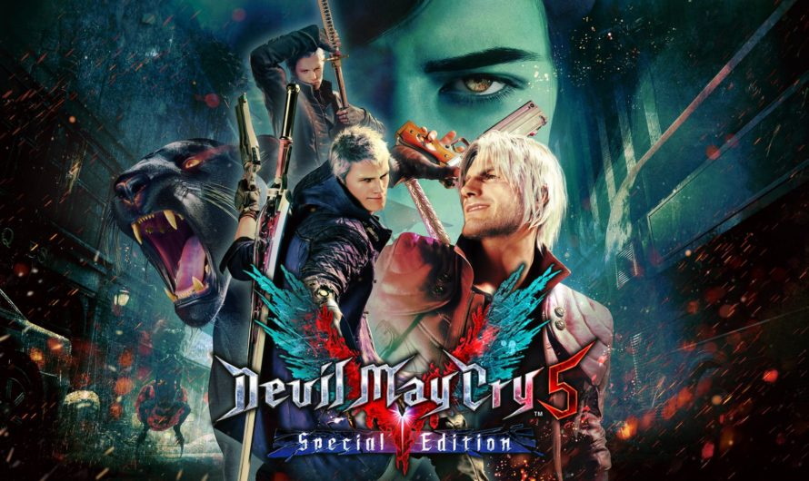 Devil May Cry 5: Special Edition anunciado como un título de lanzamiento digital para PS5 y Xbox Series X