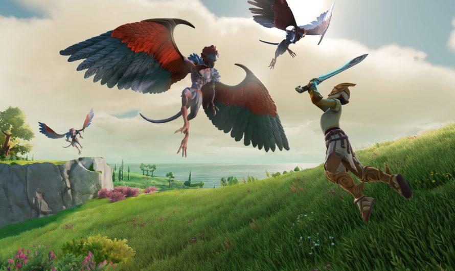 Gods & Monsters de Ubisoft aparentemente ha sido renombrado como Immortals: Fenyx Rising