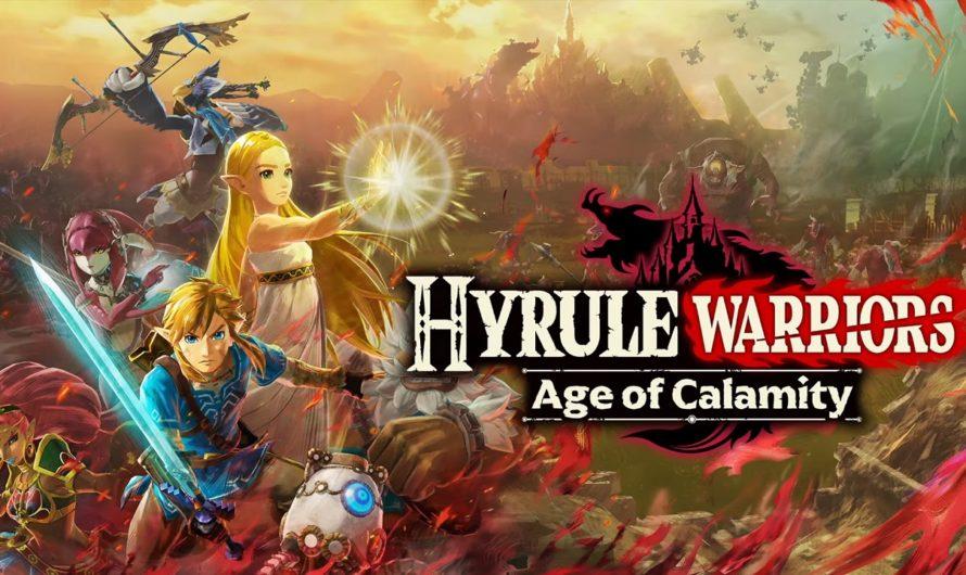 Hyrule Warriors: Age of Calamity ocurre 100 años antes de Breath of the Wild