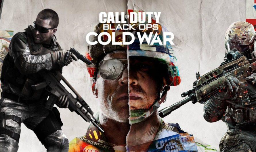 Estas son las especificaciones de Call of Duty: Black Ops Cold War para PC