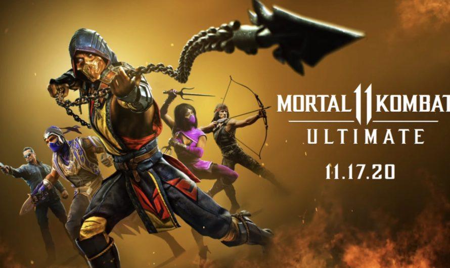 Mortal Kombat 11 Ultimate y Kombat Pack 2 anunciados, actualizaciones gratuitas para PS5 y Xbox Series X / S