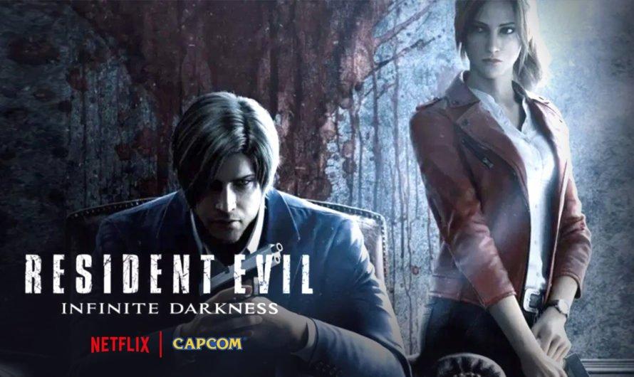 La serie de Netflix, Resident Evil: Infinite Darkness será canon