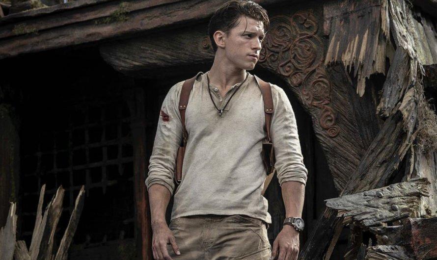 Echa un primer vistazo a Tom Holland como Nathan Drake en la película de Uncharted
