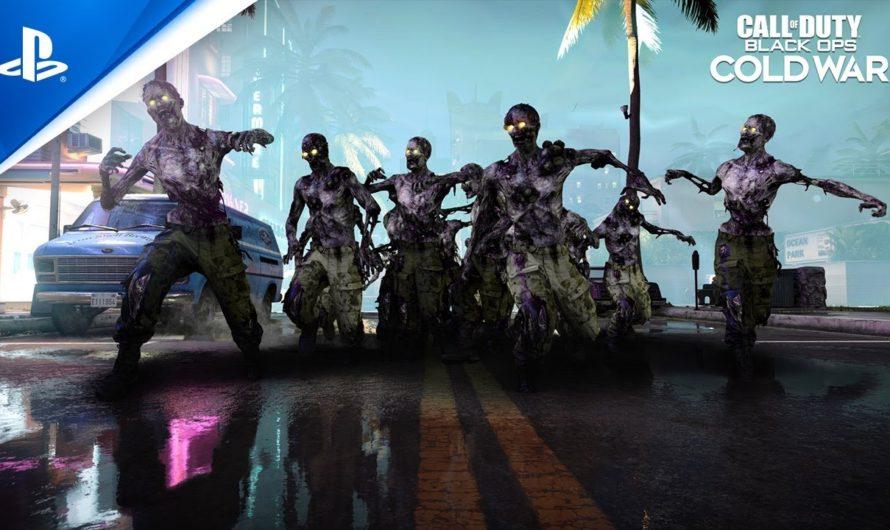 El modo Zombies Onslaught de Call of Duty: Black Ops –  Cold War es exclusivo de PlayStation por 12 meses