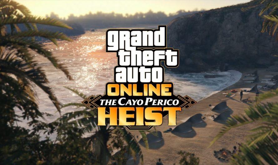 Grand Theft Auto Online va a Cayo Perico para el próximo atraco