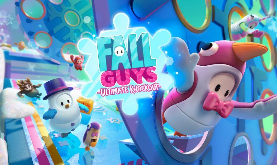 La temporada 3 de Fall Guys llega en diciembre con el tema Winter Knockout