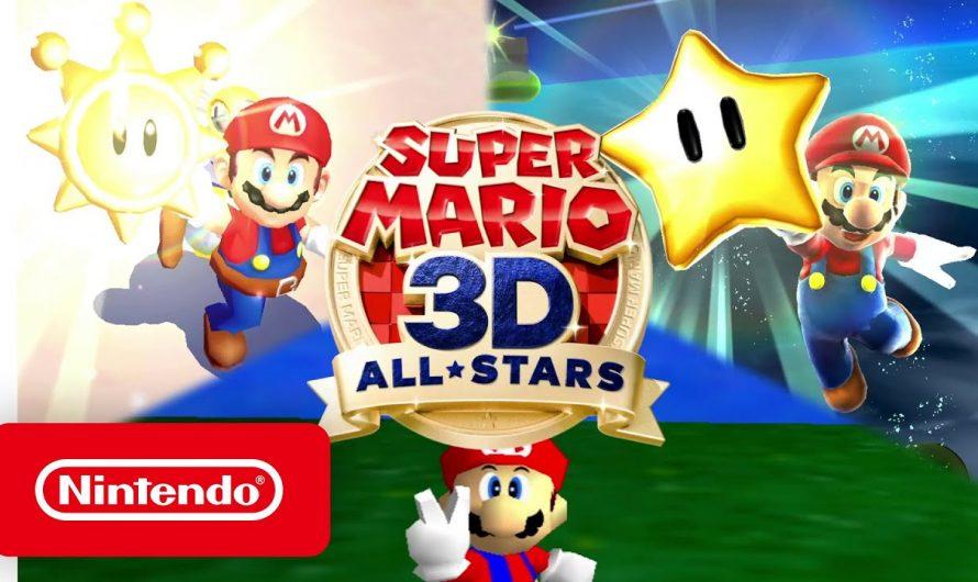 Super Mario 3D All-Stars vendió más de 5 millones de copias en menos de dos semanas