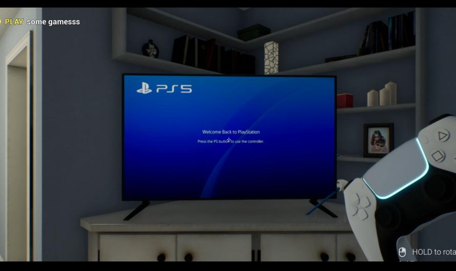 ¿No puedes conseguir una PS5?, Imagina que tienes una con este juego gratuito