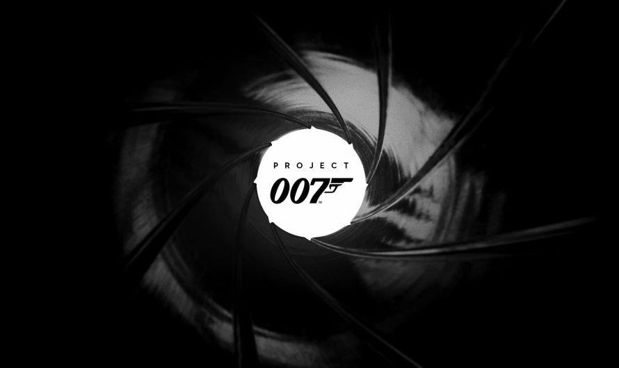 IO Interactive anuncia Project 007
