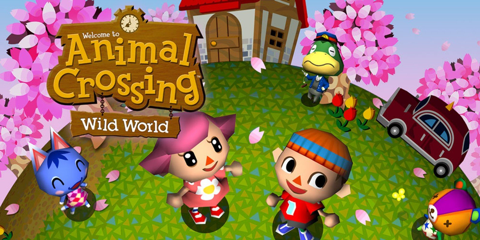¡Hace 15 años se lanzó Animal Crossing: Wild World para Nintendo DS!