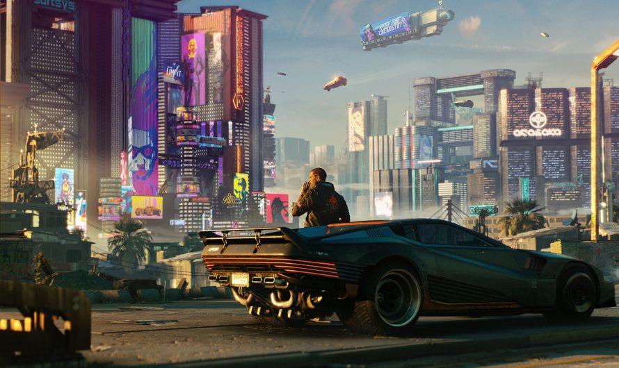 Cyberpunk 2077 es el mayor lanzamiento de un juego digital de todos los tiempos