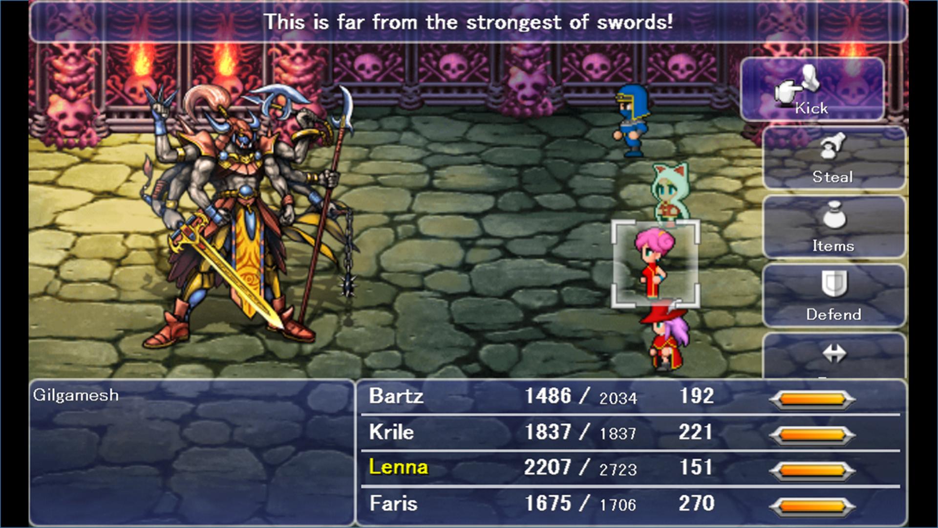¡28 años de Final Fantasy V, la entrega más ignorada de la saga!